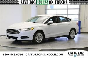 2014 Ford Fusion S Hybrid **New Arrival**