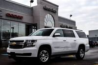 2015 Chevrolet Suburban LT 8-Seater Leather Sunroof Backup Cam R