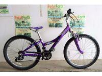 "Trek MT200 24"" kids bike (Pedal Forth, Leith Bike Shop)"
