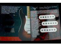 Fender Custom Shop '54 Stratocaster Pickups