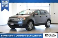 2010 Ford Edge AWD *Leather-Panoramic Sunroof-Navigation*