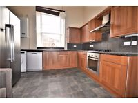 Sizeable 4 bedroom, 5 person HMO flat in the West End available September – NO FEES!