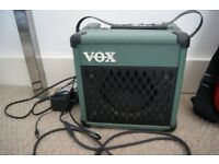 VOX DA5 (mini) Amplifier 5 watt 11 effects