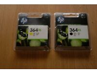 HP 364 XL Ink Cartridge's