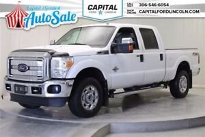 2015 Ford F-350 XLT CREW CAB 4X4 PST PAID