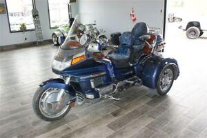 1988 Honda GL1500 Goldwing Trike Touring