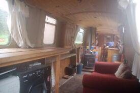 65ft Narrow Boat