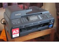 BROTHER MFC 5895 ALL IN ONE INKJET PRINTER - A3, WIRELESS