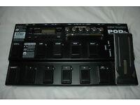 Line 6 Pod XT Live Guitar Processor