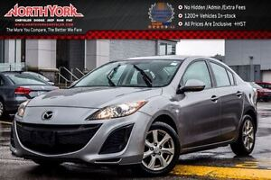2010 Mazda MAZDA3 GX|Sunroof|Bluetooth|KeylessEntry|PwrWindows|P