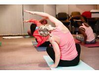 Yoga Classes in Erdington & Sutton Coldfield for Beginners, Intermediate, Pregnancy, Ante Natal