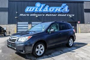 2014 Subaru Forester TOURING! AWD! PANORAMIC ROOF! NEW TIRES! RE