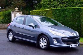 2008 Peugeot 308 1.6 S DT