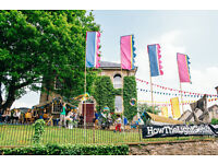 Unique Opportunity for a first class Operations Manager; Hay-On-Wye