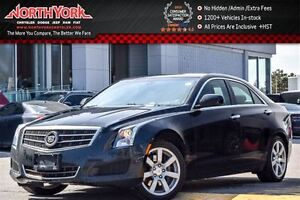 2014 Cadillac ATS AWD|CleanCarProof|Bose|Leather|HtdFrSeats|Dual