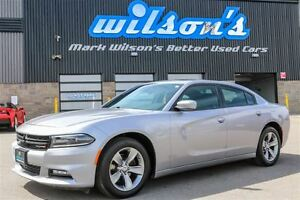 2016 Dodge Charger $86/WK, 5.49% ZERO DOWN! SXT NAVIGATION! SUNR