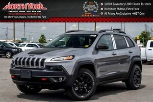 2016 Jeep Cherokee NEW Car Trailhawk 4x4|Trailer Tow,SafetyTec,C