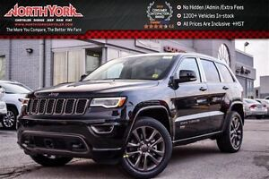 2017 Jeep Grand Cherokee Limited 75th Anniversary New Car Luxury