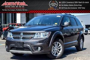 2016 Dodge Journey NEW Car|SXT|Convenience Grp|Bluetooth|Cruise