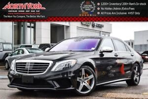 2015 Mercedes-Benz S-Class S63 |4MATIC|577HP|FullyLoaded|PremW/R