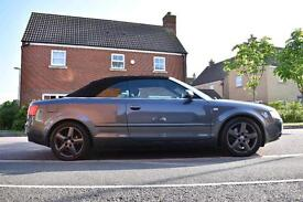 Audi A4 Cabriolet 1.8T Sport PRICE REDUCED