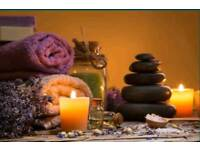 NEW salon, many types of massage PLUS other beauty treatments available!