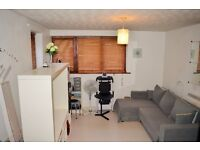 AVAILABLE NOW - SPACIOUS 1 DOUBLE BEDROOM FLAT IN DOCKLANDS, E14 MUDCHUTE