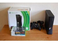 Xbox 360 Slim Console Bundle