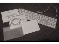 Apple magic trackpad 2 with FREE wired keyboard
