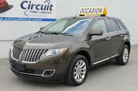 2011 LINCOLN MKX AWD LINCOLN TOUCH