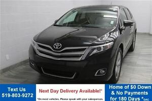 2014 Toyota Venza LIMITED AWD w/ NAVIGATION! LEATHER! PANORAMIC