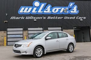 2012 Nissan Sentra 2.0 S POWER PACKAGE! NEW TIRES!  KEYLESS ENTR