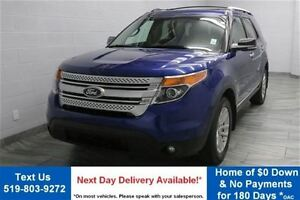 2013 Ford Explorer XLT 4WD w/ LEATHER! PANORAMIC ROOF! HEATED +