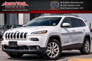 2016 Jeep Cherokee Limited 4x4|Leather|Nav|Backup Cam|R.Start|Du