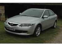 High Mileage But very relaible car with all Luxury Features.