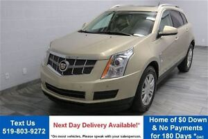 2011 Cadillac SRX V6 LUXURY w/ LEATHER! ULTRAVIEW ROOF! REVERSE