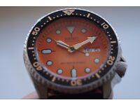 Seiko Scuba Diver's automatic mechanical wristwatch - 7S26-0020 - Japan - 1997