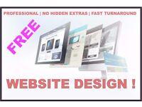 5 Free Websites For Grabs - 1st Come 1st Served - Web desinger Looking To Build Portfolio