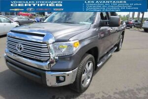 2015 Toyota TUNDRA 4X4 CREWMAX Limited,  Bluetooth