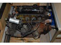 Classic mini 998 engine