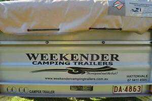 Weekender Camper Trailers Emerald Central Highlands Preview