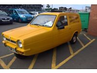 1979 RELIANT ROBIN 850 *TROTTER-MOBILE*