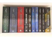 WARHAMMER 40K BOOKS - 10 BOOKS JOBLOT (RRP OVER £100)