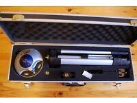 Torq Bullet Rotary Laser Level with Aluminium Case
