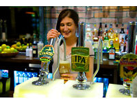 Full and Part Time Bar/ Waiting Staff - Up to £7.50 per hour - Baroosh, Cambridge