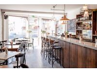 Commis chef required for busy tapas bar in Tooting, south London - full time