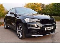 BMW X6 3.0 30d M Sport Steptronic xDrive 5dr£32,500 p/x welcome FINANCE AVAILABLE! NEW MOT