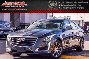 2016 Cadillac CTS Luxury Collection AWD|Nav|Pano_Sunroof|Adaptiv