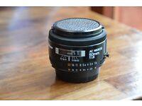 Nikon Nikkor Autofocus Prime Lens - 50 mm - F/1.8, Thatcham, Berkshire