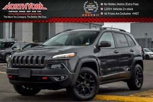2015 Jeep Cherokee Trailhawk|4x4|SafetyTec,ColdWther,TrailerTow,